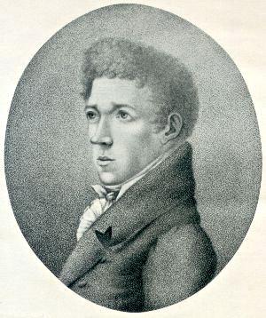 Baron von Langsdorff, unknown artist. Thanks to gutenberg.spiegel.de